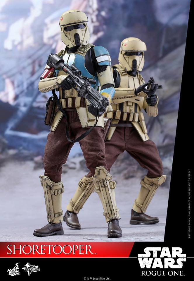 Hot Toys Rogue One - 1/6th scale Shoretrooper Collectible  14470310