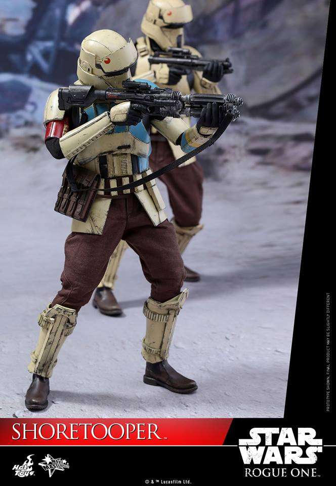 Hot Toys Rogue One - 1/6th scale Shoretrooper Collectible  14470410