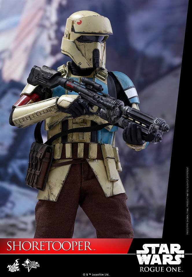 Hot Toys Rogue One - 1/6th scale Shoretrooper Collectible  14470510