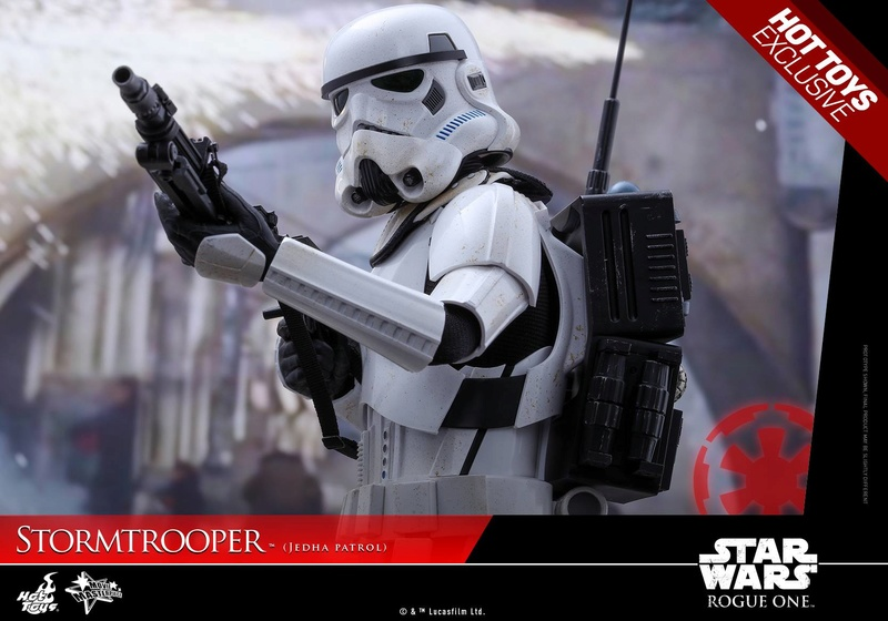 Hot Toys Rogue One - 1/6th Stormtrooper Jedha Patrol exclu 14481810