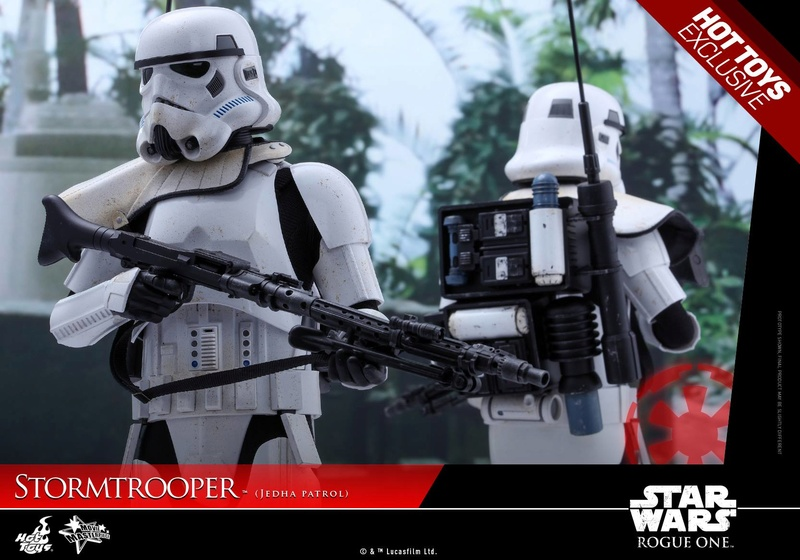 Hot Toys Rogue One - 1/6th Stormtrooper Jedha Patrol exclu 14481910