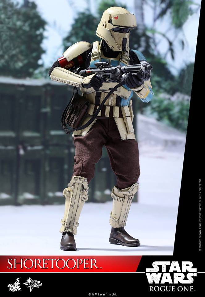 Hot Toys Rogue One - 1/6th scale Shoretrooper Collectible  14484910