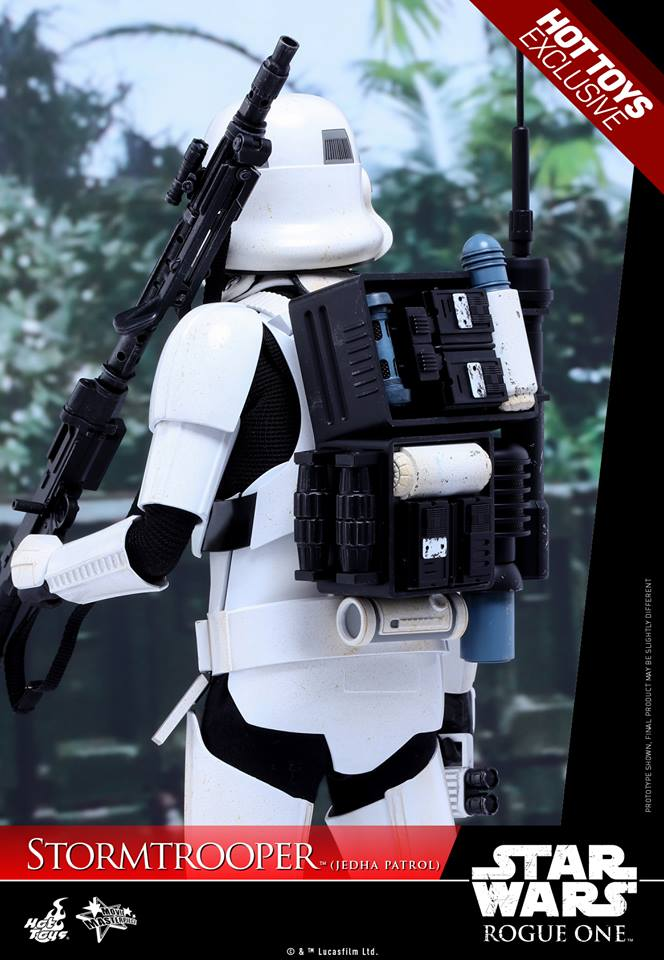 Hot Toys Rogue One - 1/6th Stormtrooper Jedha Patrol exclu 14495310