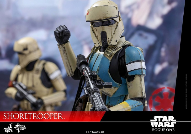 Hot Toys Rogue One - 1/6th scale Shoretrooper Collectible  14500210