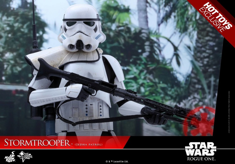 Hot Toys Rogue One - 1/6th Stormtrooper Jedha Patrol exclu 14500610
