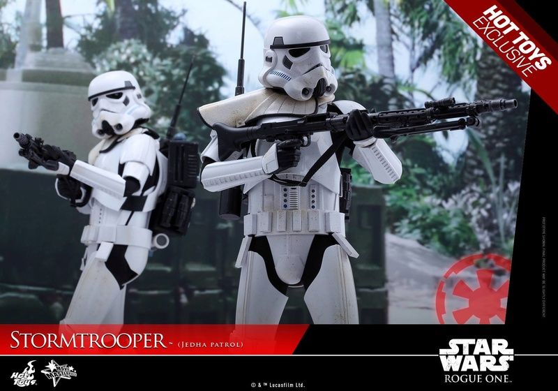 Hot Toys Rogue One - 1/6th Stormtrooper Jedha Patrol exclu 14500710