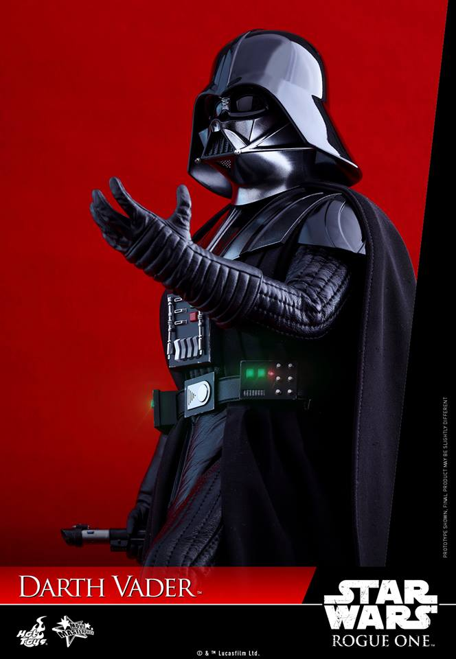 Hot Toys Rogue One - 1/6th scale Darth Vader Collectible  14502610
