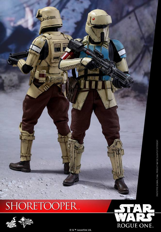 Hot Toys Rogue One - 1/6th scale Shoretrooper Collectible  14502910