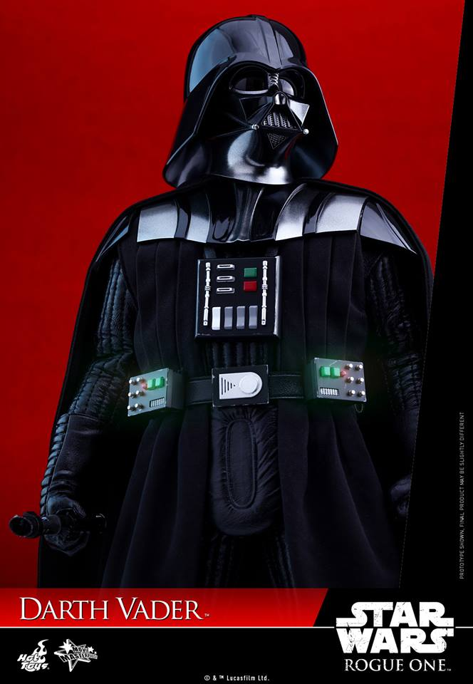 Hot Toys Rogue One - 1/6th scale Darth Vader Collectible  14519810