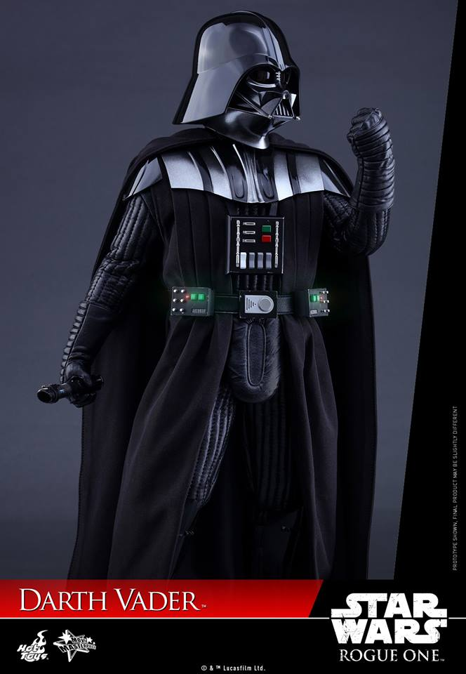 Hot Toys Rogue One - 1/6th scale Darth Vader Collectible  14523210