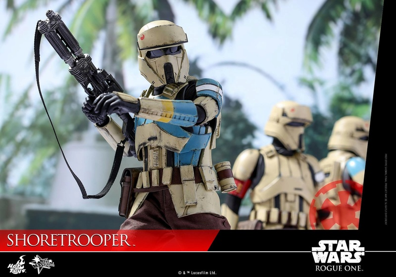 Hot Toys Rogue One - 1/6th scale Shoretrooper Collectible  14525110