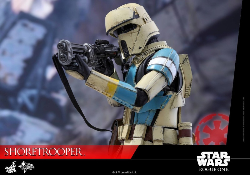 Hot Toys Rogue One - 1/6th scale Shoretrooper Collectible  14525111