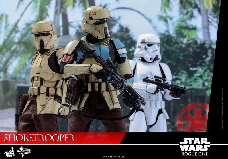 Hot Toys Rogue One - 1/6th scale Shoretrooper Collectible  14525210