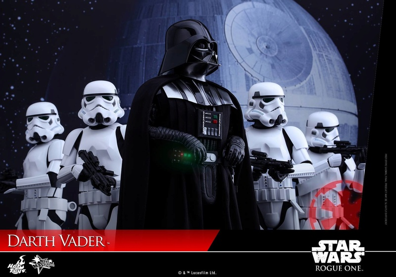 Hot Toys Rogue One - 1/6th scale Darth Vader Collectible  14525211