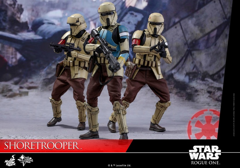 Hot Toys Rogue One - 1/6th scale Shoretrooper Collectible  14542310