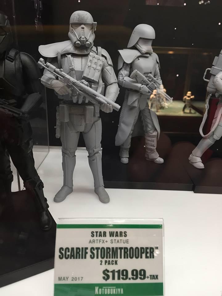 Kotobukiya Star Wars - Scarif Stormtrooper 2 pack Artfx 14572810