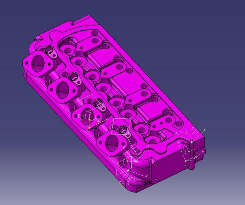 Culasse 8 port  10_mod10