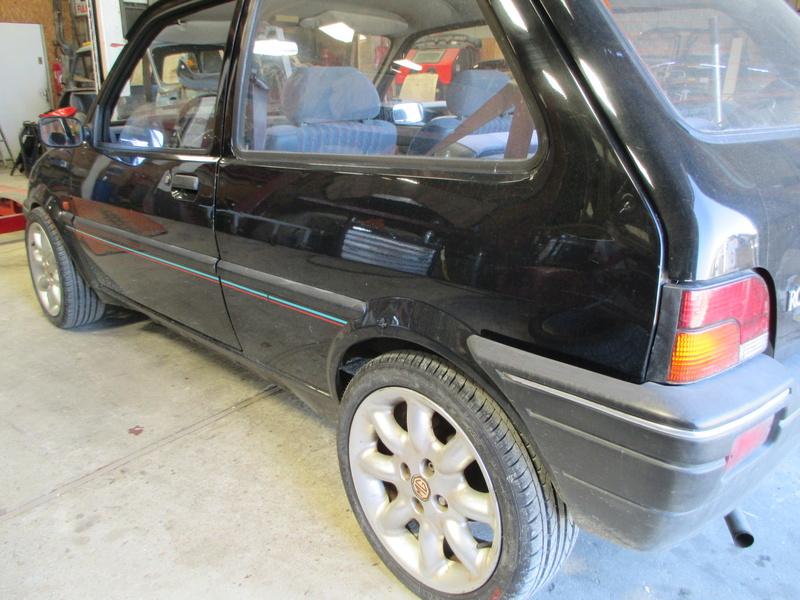 Tom : Rover 100 K16 turbo Rover110