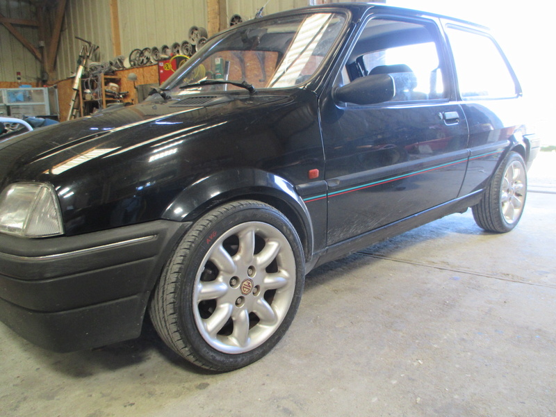 Tom : Rover 100 K16 turbo Rover111
