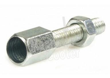 Passage du câble d'accélérateur dans le tablier Tendeu10