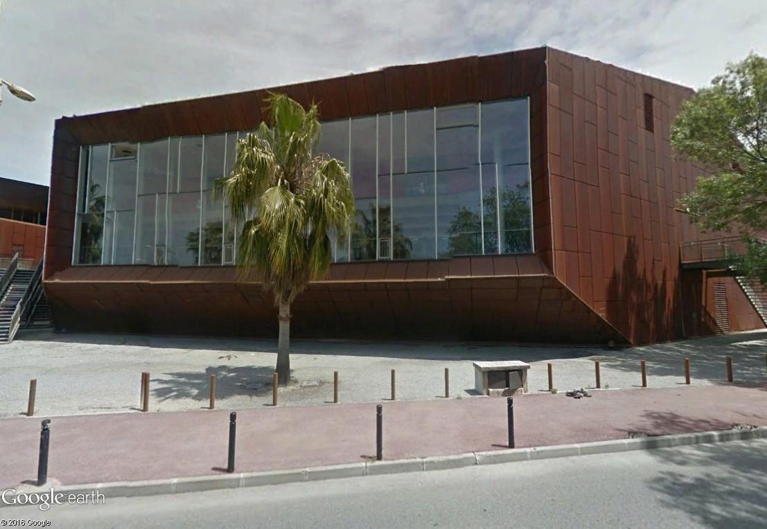 Géographie de la Ligue A Féminine de volley-ball (France) Cannes11