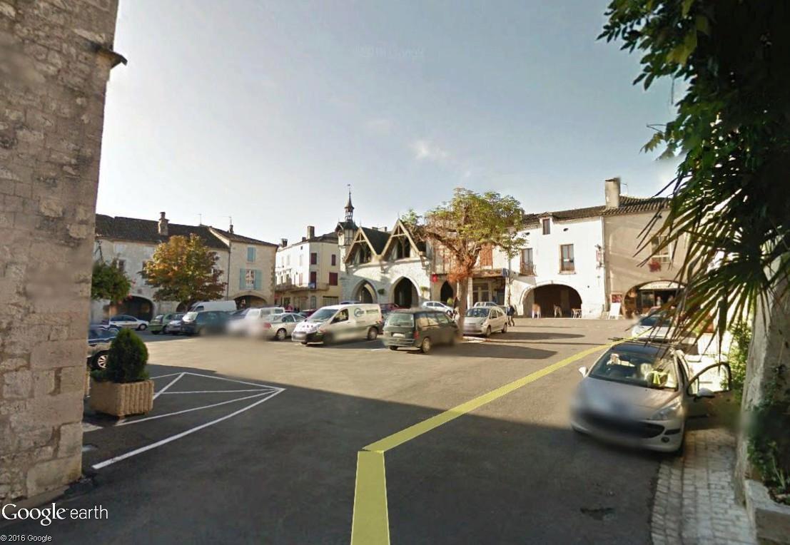 STREET VIEW : halles et marchés couverts - Page 2 Castal11