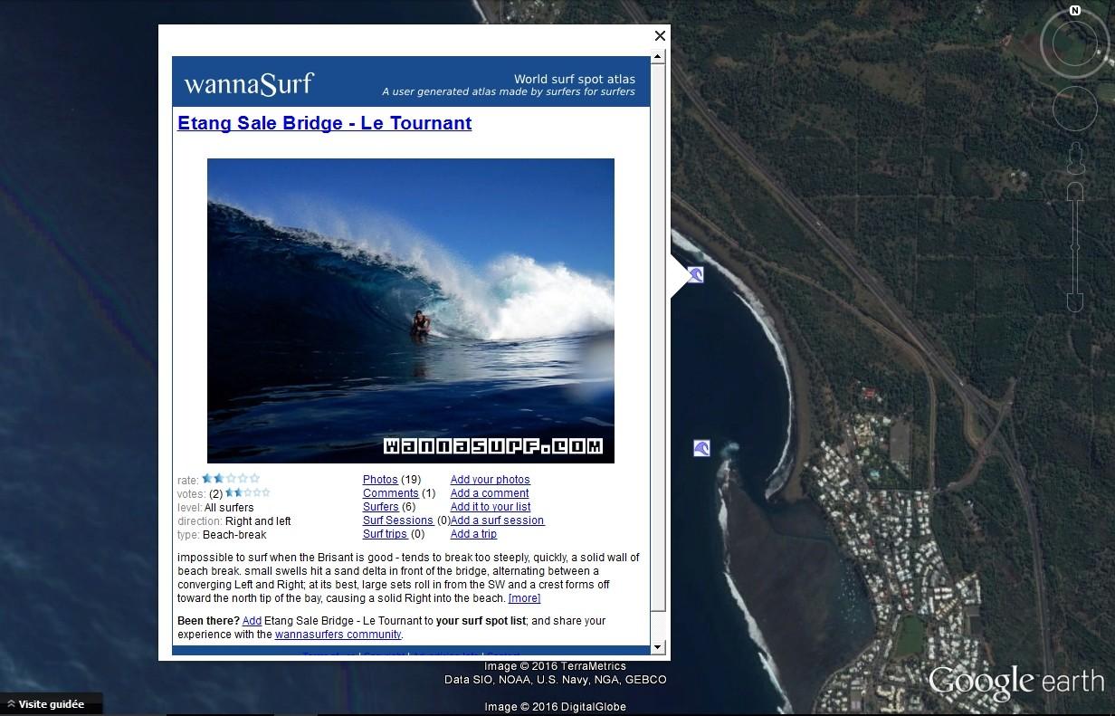 La France sous toutes ses coutures avec Google Earth - Page 6 Etangs10