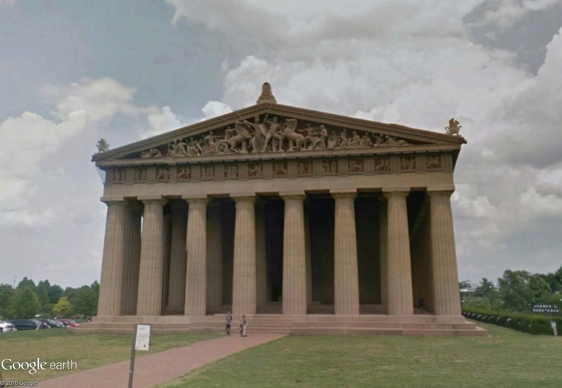 ARCHITECTURE : les frontons racontent une histoire Parthe10