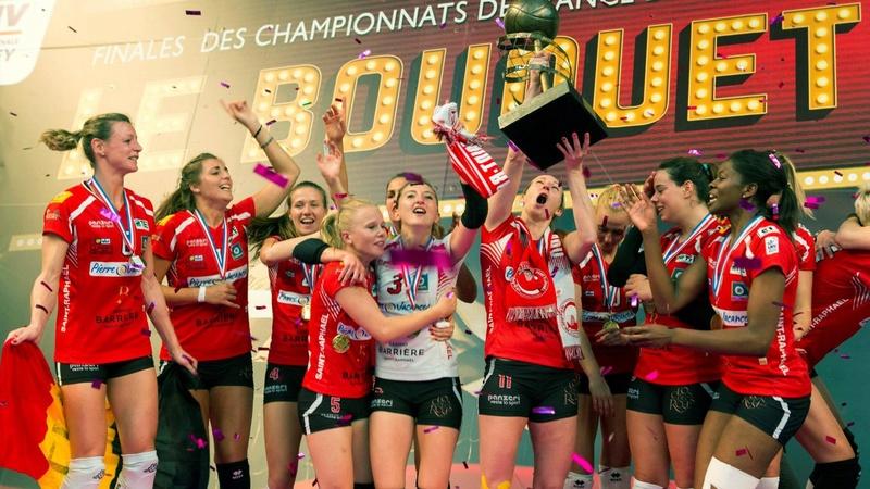 Géographie de la Ligue A Féminine de volley-ball (France) St_rap10