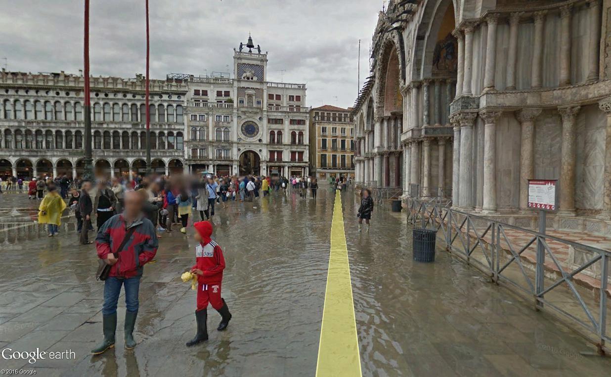ACQUA ALTA : les inondations de Venise Venise10