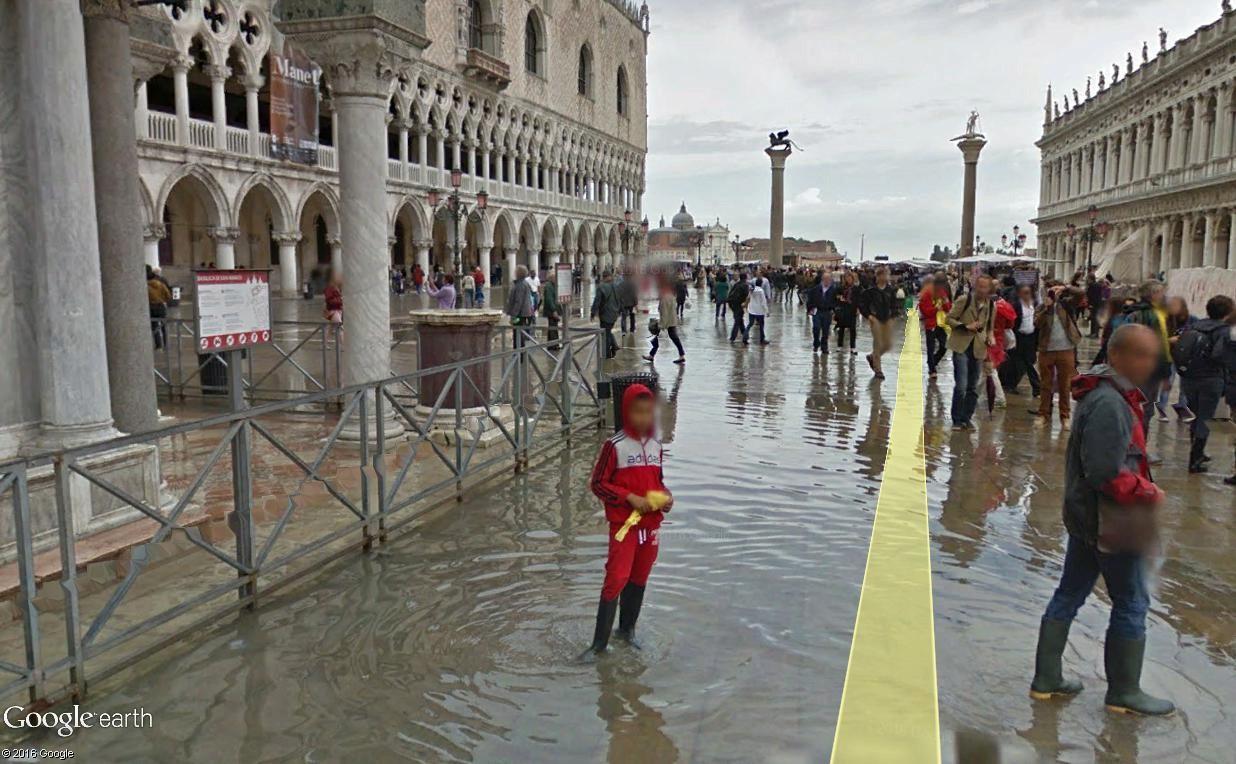 ACQUA ALTA : les inondations de Venise Venise12