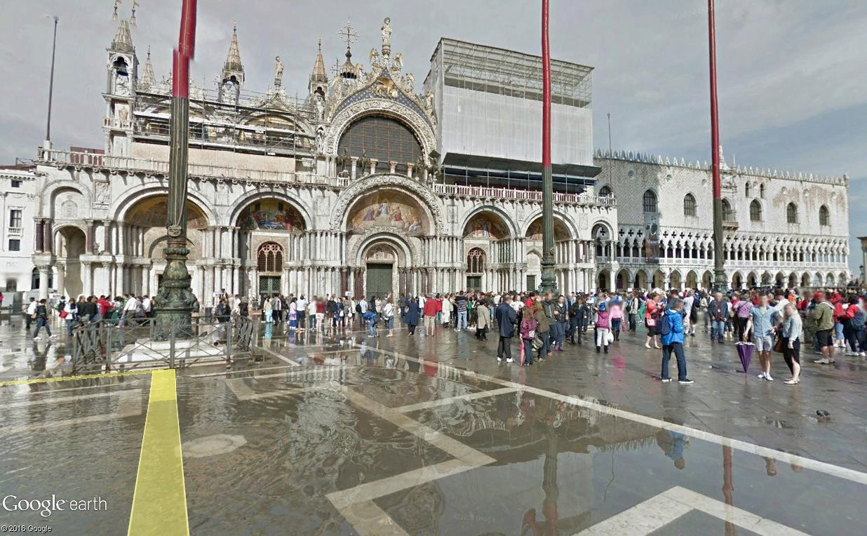 ACQUA ALTA : les inondations de Venise Venise13