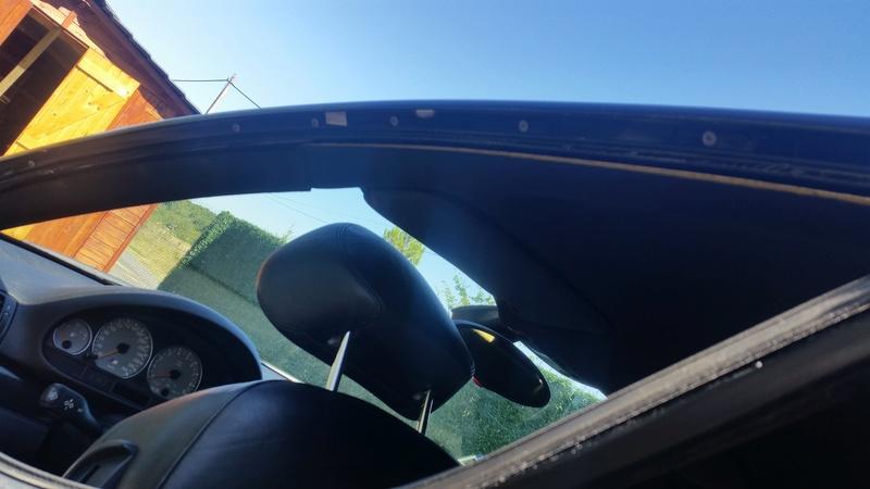 [ BMW E46 CI coupé et M3 ] Remplacer les joints de custode (baguette shadowline) (TUTO) 20160811