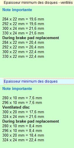 [ BMW E87 120d an 2007 ] Quand changer les disques de frein ? (résolu) Disque10