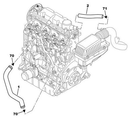 [ Peugeot Partner 2.0 HDI ] où se trouve le reniflard ? Renifl10
