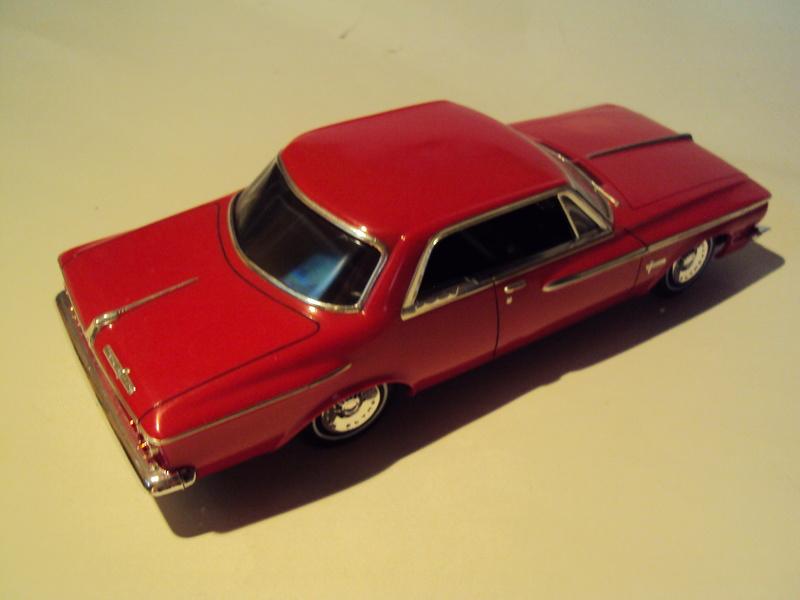 Vends diverses maquettes montées Plymouth, Chevy & truck Dsc01710