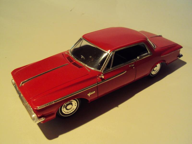 Vends diverses maquettes montées Plymouth, Chevy & truck Dsc01711
