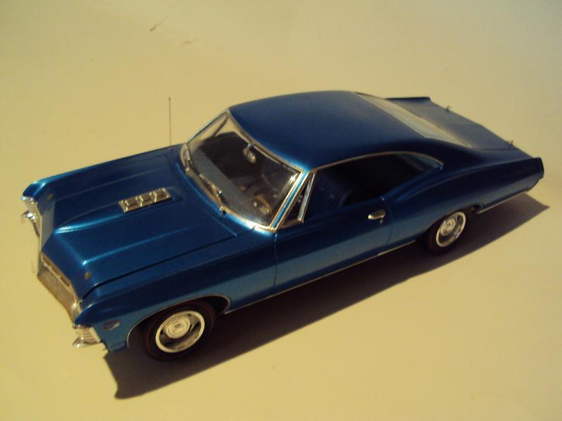 Vends diverses maquettes montées Plymouth, Chevy & truck Dsc01713