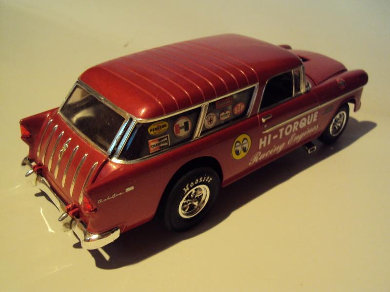 Vends diverses maquettes montées Plymouth, Chevy & truck Dsc01714