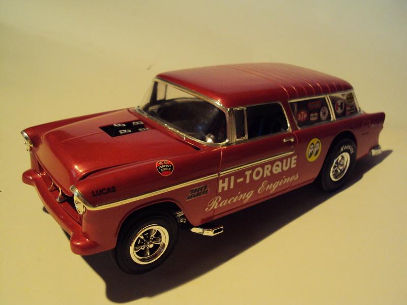 Vends diverses maquettes montées Plymouth, Chevy & truck Dsc01715
