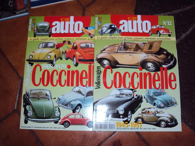 Vends gros stock de livres sur VW aircooled Dsc01745