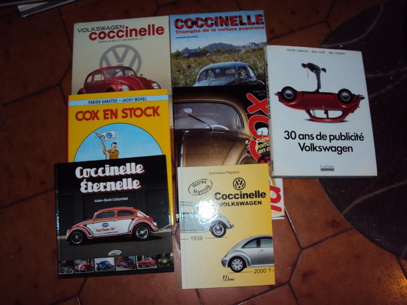 Vends gros stock de livres sur VW aircooled Dsc01746