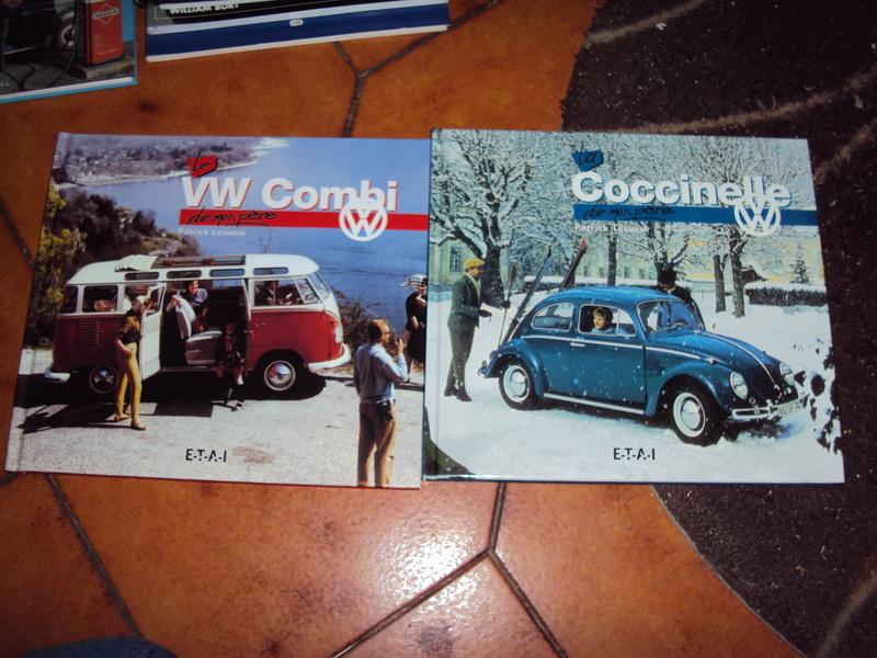 Vends gros stock de livres sur VW aircooled Dsc01747