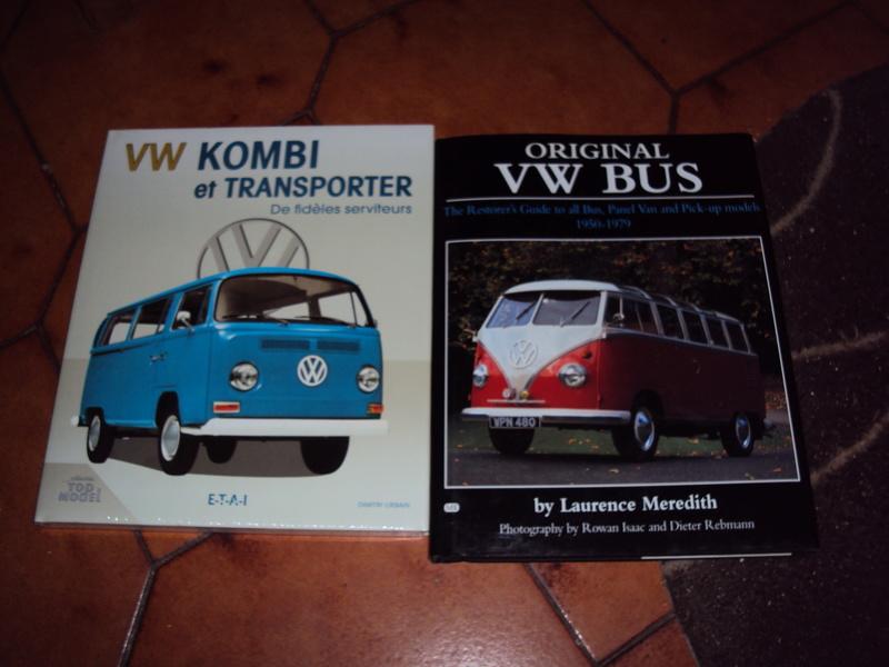 Vends gros stock de livres sur VW aircooled Dsc01749