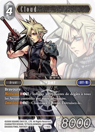 [TCG] Final Fantasy 1-182l10
