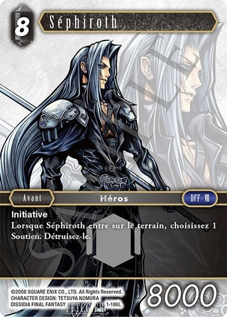 [TCG] Final Fantasy 1-186l10