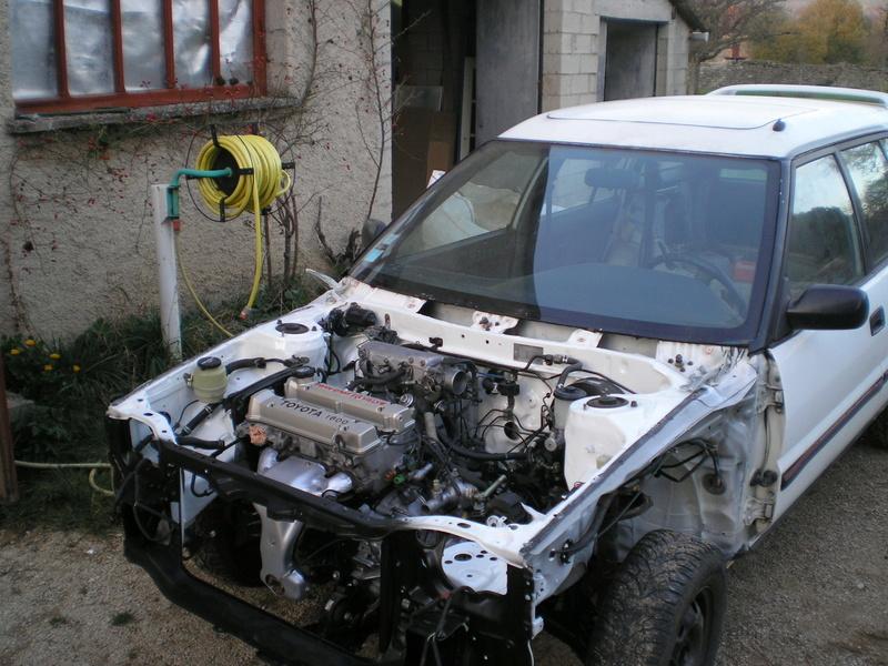 """Corolla Escape 4wd """"GTI"""" - Page 2 Moteur25"""