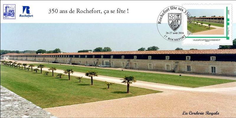 17 - Rochefort - Amicale Philatélique Carte_10