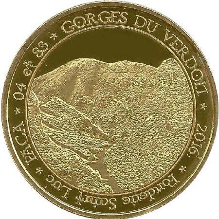 Gorges du Verdon  Gorges10
