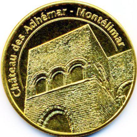 Médailles et Patrimoine Montel10